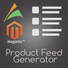 Extension Magento Product feed Generator par Atol C&D