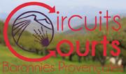 Logo des baronnies provençales - Circuits courts